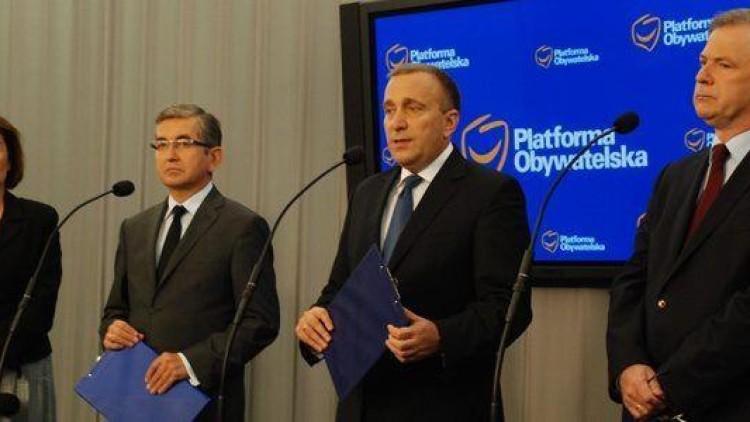 Ostatnie posiedzenie Sejmu VI Kadencji – konferencja prasowa
