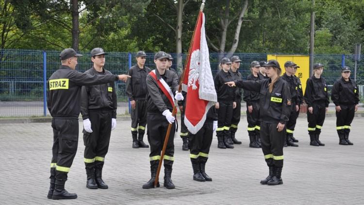 5 lat Młodzieżowej Drużyny Pożarniczej Ochotniczej Straży Pożarnej (patronat honorowy)