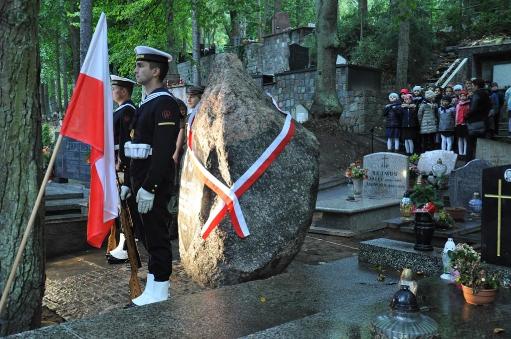 Obelisk dla żołnierzy Armii Krajowej