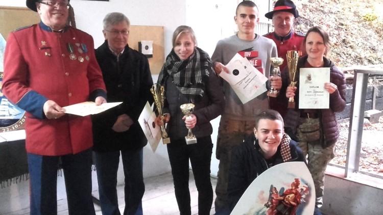 """Turniej Strzelecki """"O tarczę św. Floriana"""""""