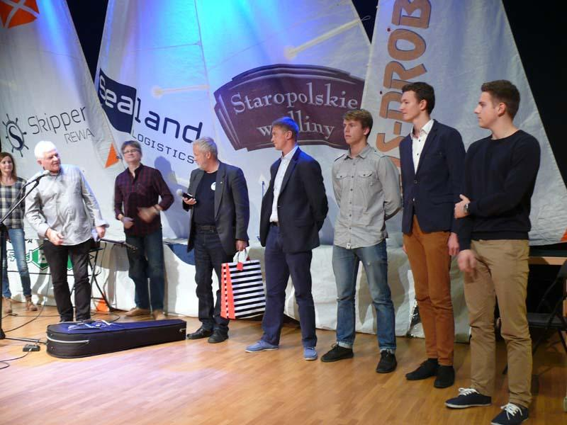 Yacht Club Rewa podsumował sezon 2016