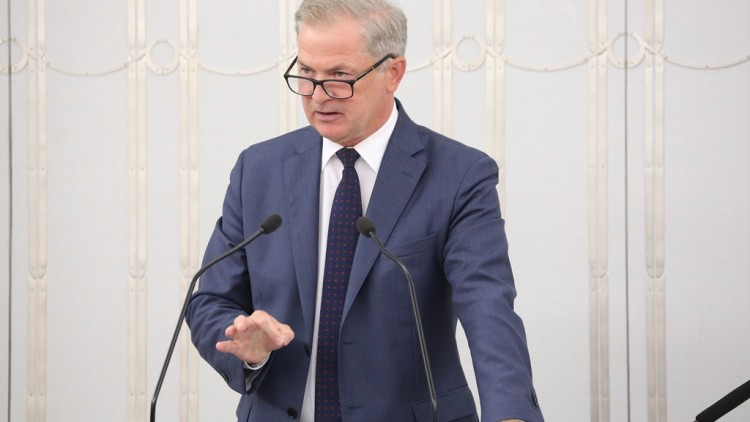 Oświadczenie Senatora skierowane do Ministra Środowiska
