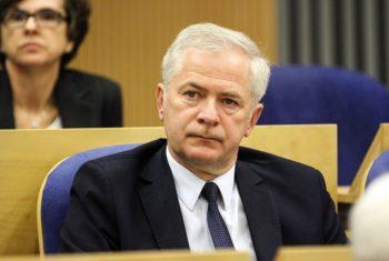 Wystąpienie Senatora dotyczące zmiany ustawy o regionalnych izbach obrachunkowych