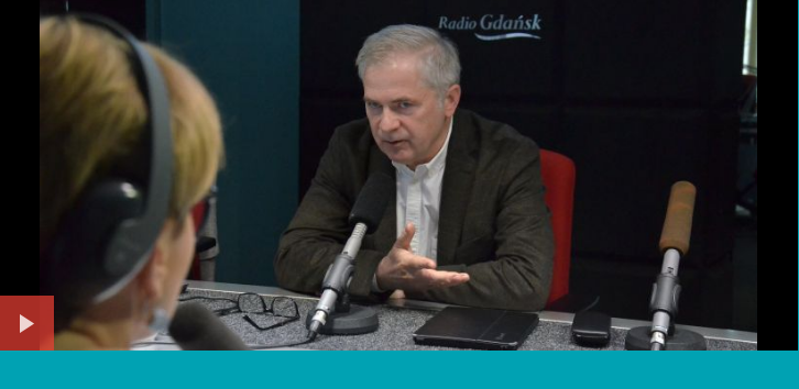 Rozmowa kontrolowana w Radiu Gdańsk, 6.04.2017 r.