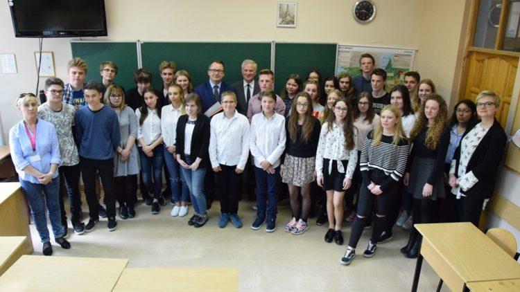 Rzecznik Praw Obywatelskich w II LO w Gdyni