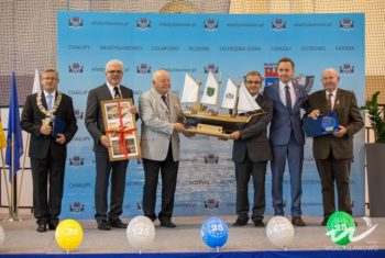 Władysławowo świętowało 25 lat współpracy