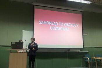 I Forum Samorządów Uczniowskich Pomorza