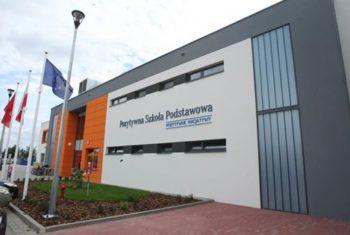 """Pozytywna Szkoła Podstawowa im. Arkadiusza """"Arama"""" Rybickiego"""