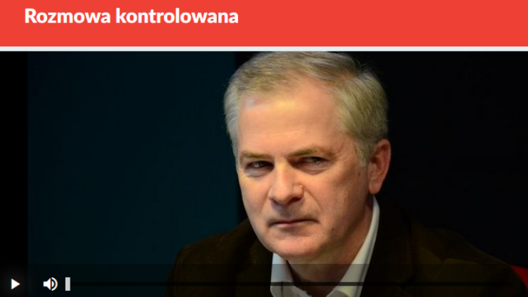 Rozmowa Kontrolowana w Radiu Gdańsk, 14.09.2017 r.