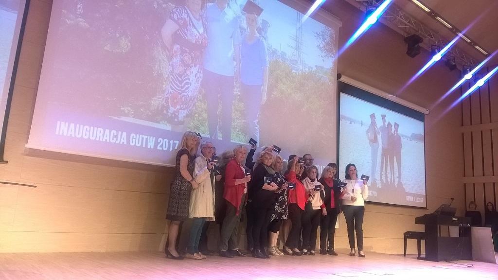 Inauguracja Roku Akademickiego 2017/2018 Gdyńskiego Uniwersytetu Trzeciego Wieku
