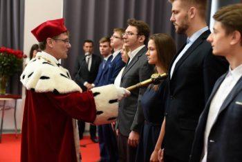 Inauguracja Roku Akademickiego na WSAiB w Gdyni