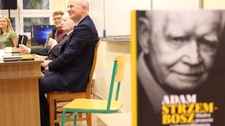 Profesor Adam Strzembosz gościł w Trójmieście