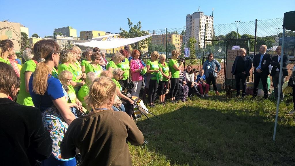Jubileuszowy Dzień Sąsiada w Gdyni
