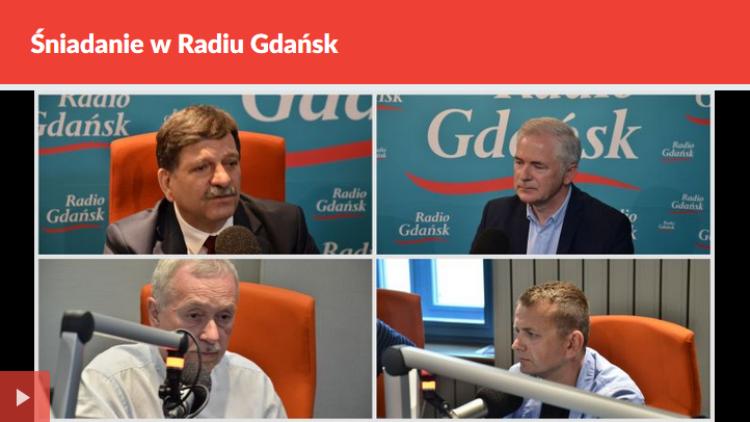 Śniadanie w Radiu Gdańsk, 14.05.2018 r.