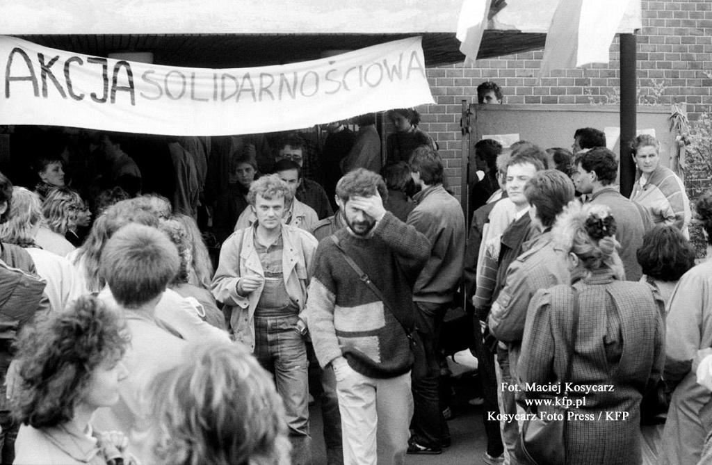 Rocznica Konstytucji 3 Maja i 30. rocznica strajków majowych
