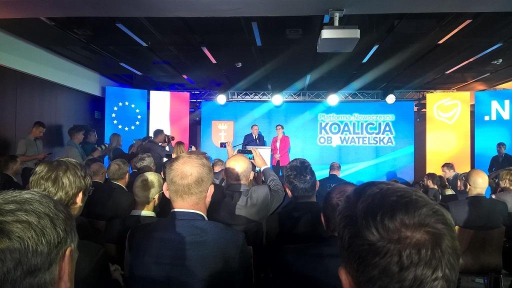 Konwencja Koalicji Obywatelskiej w Gdańsku