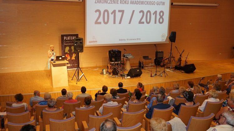 Gdyński Uniwersytet Trzeciego Wieku zakończył rok akademicki