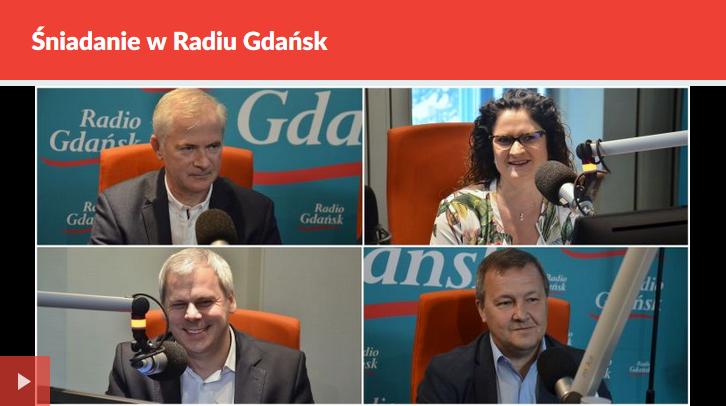 Śniadanie w Radiu Gdańsk, 16.07.2018 r.