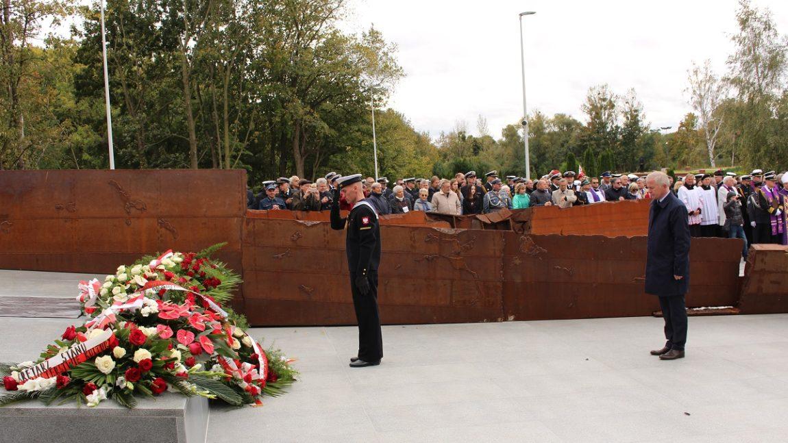 Uroczystości pogrzebowe admirała Józefa Unruga