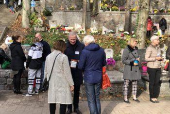 Dni listopadowe – kwesta na rzecz Hospicjum im. Św. Wawrzyńca w Gdyni
