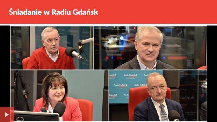Śniadanie w Radiu Gdańsk, 31.12.2018 r.