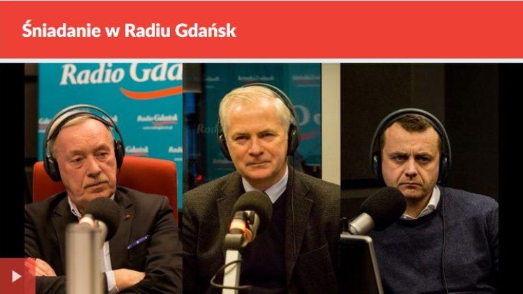 Śniadanie w Radiu Gdańsk, 17.12.2018 r.