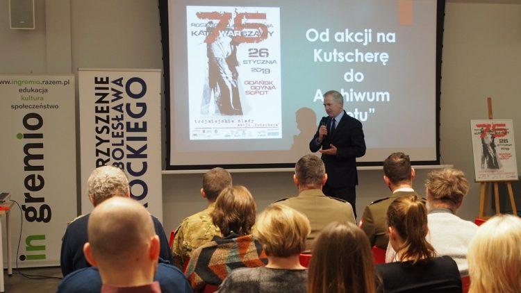 """75. rocznica akcji """"Kutschera"""""""
