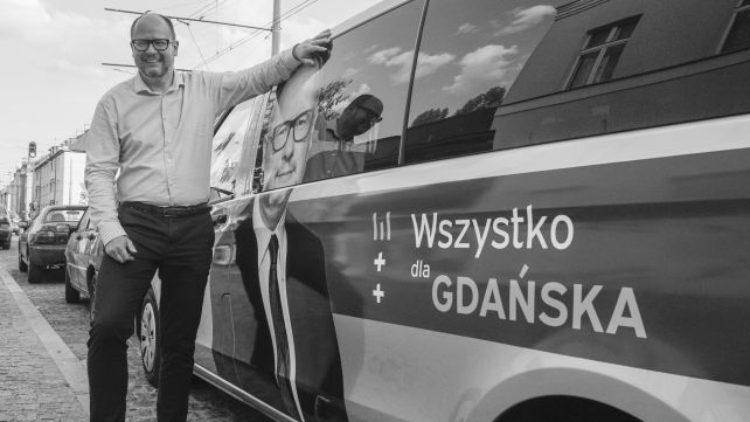 Wspomnienie Prezydenta Gdańska Pawła Adamowicza w Radiu Gdańsk