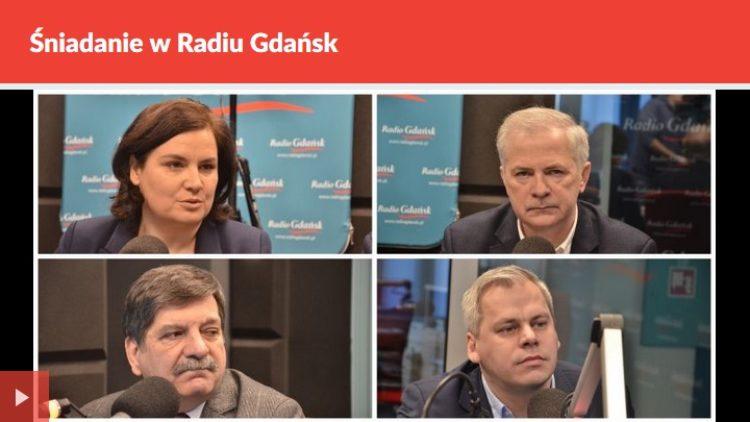 Śniadanie w Radiu Gdańsk, 21.01.2019 r.