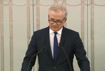 Senator Sławomir Rybicki o uchwale upamiętniającej śp. Pawła Adamowicza