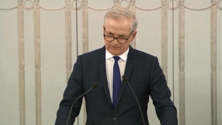 Oświadczenie Senatora skierowane do Prezesa Rady Ministrów oraz Ministra Infrastruktury