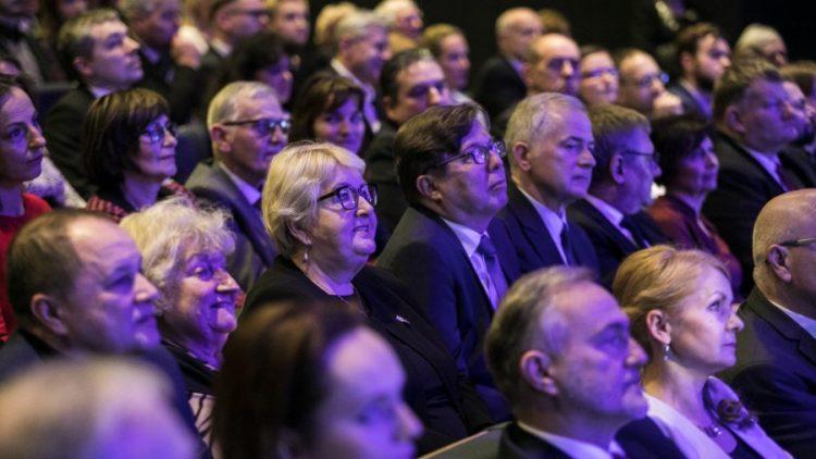 Uroczysta sesja Rady Miasta Gdyni