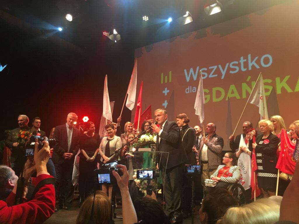 Aleksandra Dulkiewicz prezydentem miasta Gdańska