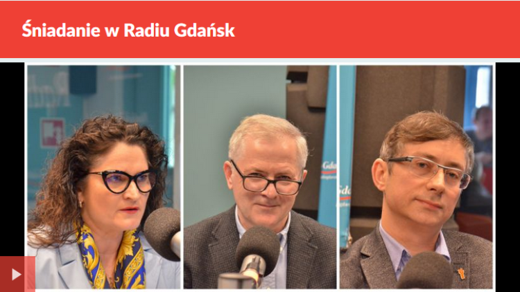 Śniadanie w Radiu Gdańsk, 11.03.2019 r.