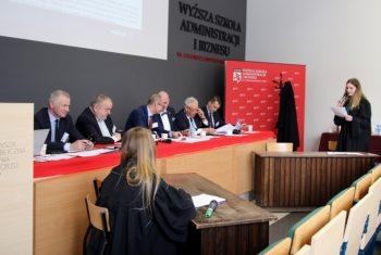 IV Konkurs Mów Prawniczych na WSAiB
