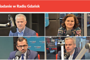 Śniadanie w Radiu Gdańsk, 08.04.2019 r.