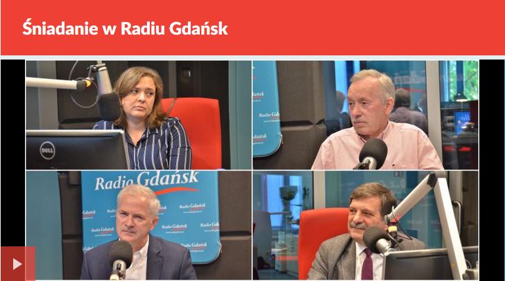 Śniadanie w Radiu Gdańsk, 20.05.2019 r.