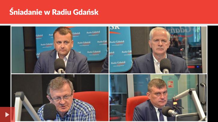 Śniadanie w Radiu Gdańsk, 10.06.2019 r.