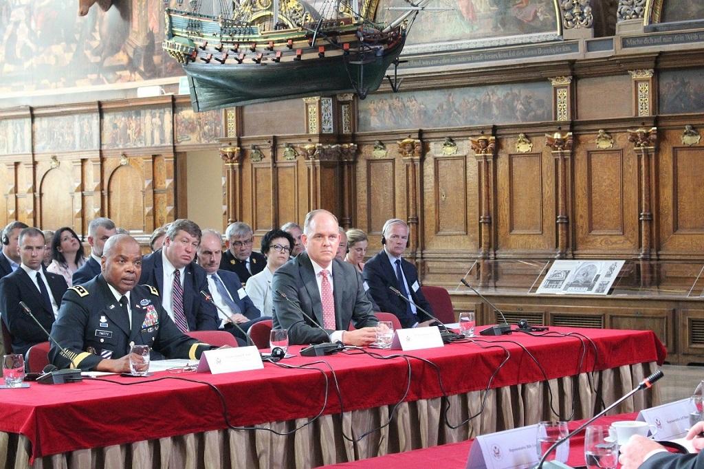 Komisja Helsińska USA obradowała w Gdańsku