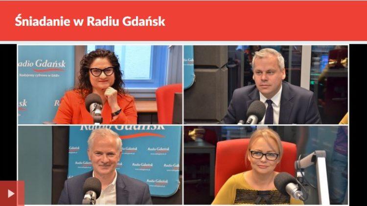Śniadanie w Radiu Gdańsk, 08.07.2019 r.
