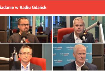Śniadanie w Radiu Gdańsk, 22.07.2019 r.