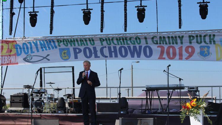 Dożynki gminno-powiatowe w Połchowie