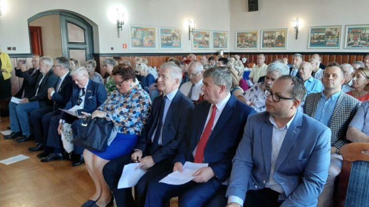 Uroczysta sesja Rady Miasta Puck