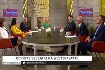 WYWIADÓWKA w TVP Gdańsk 28.09.2019